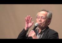 佐高信氏 講演 最上小国川ダム計画を考える。2012.9.21