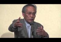 佐高 信先生 講演 2/14 草島議会報告会にて