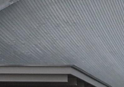 一部を拡大屋根